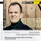 Richard Strauss: Tone Poems, Vol. 3 by Sinfonieorchester des Südwestrundfunks