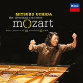 Mozart: Piano Concerto No..18, K.456 & No.19, K.459 by Mitsuko Uchida