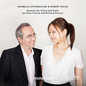 Franck & Strauss: Sonatas for Violin & Piano by Arabella Steinbacher