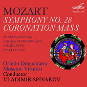 Mozart: Symphony No. 28 & Coronation Mass by Various Artists