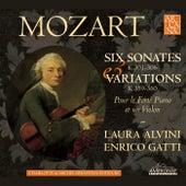 Mozart: Works for Violin & Fortepiano by Enrico Gatti