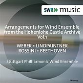 Arrangements for Wind Ensemble from the Hohenlohe Castle Archive, Vol. 1 by Philharmonische Bläservereinigung Stuttgart