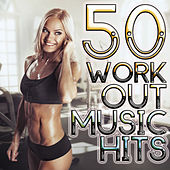 50 Workout Music Hits - High BPM Long Tracks Gym Ready Cardio Jogging Running Excercise Machine Speed Ramp Electronic Dance Hits by Various Artists