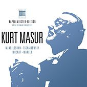 Kurt Masur – Kapellmeister-Edition, Vol. 3 by Various Artists
