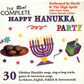 The Real Complete Happy Hanukka Party by David & The High Spirit