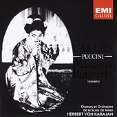Puccini: Madama Butterfly - Highlights by Maria Callas
