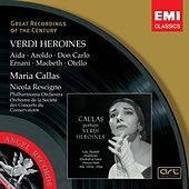 Verdi: Opera Arias by Maria Callas