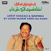 Latest Ghazals & Qawwali  Vol. 27 by Nusrat Fateh Ali Khan