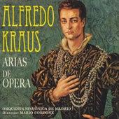 Arias de Opera by Alfredo Kraus