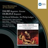 Fauré: Requiem, Pavane . Duruflé: Requiem by Various Artists