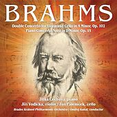 Brahms: Concerti for Violin, Cello & Piano by Various Artists