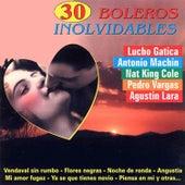 30 Boleros Inolvidables by Various Artists