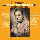 Sings Old Time Country Favorites by Mac Wiseman