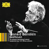 Beethoven: The Amnesty International Concert; Symphonies Nos.7 & 9; Overtures; String Quartet Arr.; Missa solemnis by Various Artists