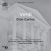 Verdi: Don Carlos (Live Recordings 1958) by Various Artists