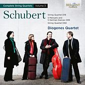 Schubert: String Quartets, Vol. 3 by Diogenes Quartet