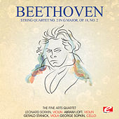 Beethoven: String Quartet No. 2 in G Major, Op. 18, No. 2 (Digitally Remastered) by Fine Arts Quartet