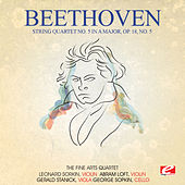 Beethoven: String Quartet No. 5 in A Major, Op. 18, No. 5 (Digitally Remastered) by Fine Arts Quartet