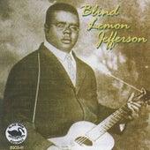 Blind Lemon Jefferson by Blind Lemon Jefferson