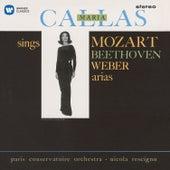 Callas sings Mozart, Beethoven & Weber Arias - Callas Remastered by Maria Callas