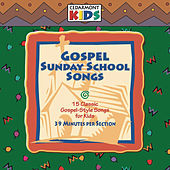 Gospel Sunday School Songs by Cedarmont Kids