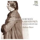 Schumann: Variationen & Fantasiestücke by Andreas Staier