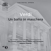 Verdi: Un ballo in maschera (Live) by Various Artists