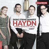 Haydn: String Quartets, Op. 20 by Doric String Quartet