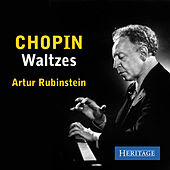 Chopin: Waltzes by Artur Rubinstein