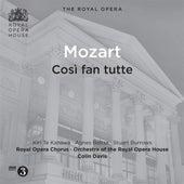 Mozart: Così fan tutte, K. 588 (Live) by Various Artists