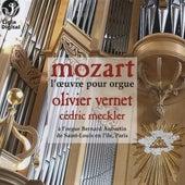 Wolfgang Amadeus Mozart : L'œuvre pour orgue by Olivier Vernet