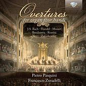 Overtures for Organ Four Hands by Pietro Pasquini