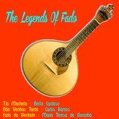 The Legends of Fado von Various Artists
