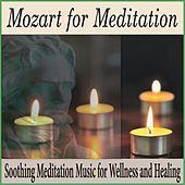 Mozart for Meditation: Soothing Meditation Music for Wellness and Healing by Robbins Island Music Group