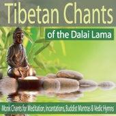 Tibetan Chants of the Dalai Lama: Monk Chants for Meditation, Incantations, Buddist Mantras & Vedic Hymns by Robbins Island Music Group