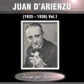 (1935-1936), Vol. 1 by Juan D'Arienzo