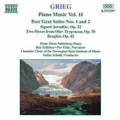 Piano Music Vol. 11 by Edvard Grieg