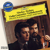 Sibelius: Violin Concerto In D Minor, Op.47 / Beethoven: Violin Romance No.1 In G Major / Brahms: Violin Concerto In D, Op.77 by Pinchas Zukerman