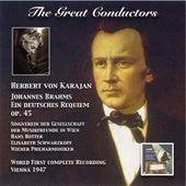The Great Conductors: Herbert von Karajan by Various Artists