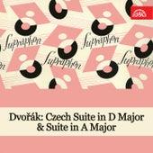 Dvořák: Czech Suite in D Major & Suite in A Major by Czech Philharmonic Orchestra