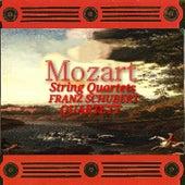 Mozart - String Quartets, Franz Schubert Quartett by Vincent Stadlmair