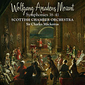 Mozart: Symphonies 39-41 (Taster EP) by Scottish Chamber Orchestra