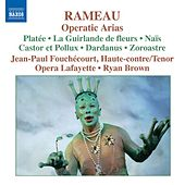 RAMEAU: Operatic Arias for Haute-contre by Jean-Paul Fouchecourt