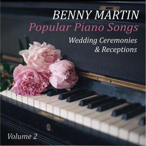 Popular Piano Songs Vol 2 Wedding Ceremonies Amp By Benny Martin Rhapsody