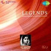 Legends: Lata Mangeshkar - The Melody Queen, Vol. 2 by Lata Mangeshkar