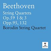 Beethoven - String Quartets by Borodin Quartet
