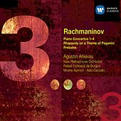 Rachmaninov: Piano Concertos by Various Artists