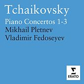 Tchaikovsky - Piano Concertos Nos. 1-3 / Concert Fantasy by Various Artists