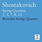 Shostakovich - String Quartets by Borodin Quartet