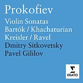 Sonaatas and Dances for Violin by Dmitry Sitkovetsky